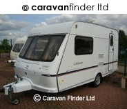 Fleetwood Colchester 380 2001 caravan
