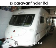 Fleetwood Heritage 640 EB 2005 caravan