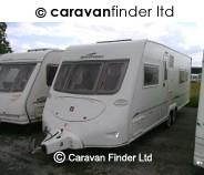 Fleetwood Heritage 640 CB 2005 caravan