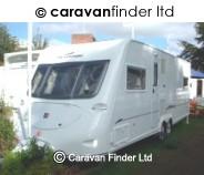 Fleetwood Heritage 640 ES 2005 caravan