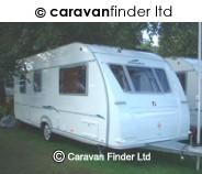 Fleetwood Sonata Melody 2005 caravan