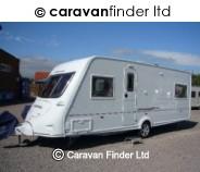 Fleetwood Heritage 560 2006 caravan
