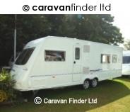 Fleetwood Heritage 640 CB 2006 caravan