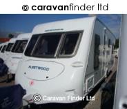 Fleetwood Meridien 560 2006 caravan