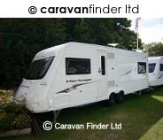 Fleetwood Heritage 640 I 2007 caravan