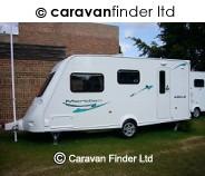 Fleetwood Meridien 480 2007 caravan