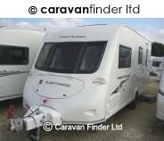 Fleetwood Heritage 530 2008 caravan