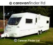 Fleetwood Heritage 640 ES 2008 caravan
