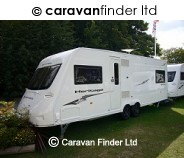 Fleetwood Heritage 640 I 2008 caravan
