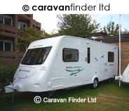 Fleetwood Meridien 560 EK 2008 caravan