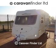 Fleetwood Vanlander 560 2008 caravan