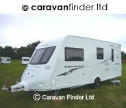 Fleetwood Heritage 530 2009 caravan