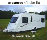 Fleetwood Heritage 560 2009 caravan