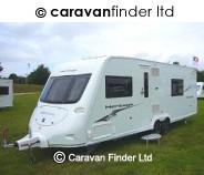 Fleetwood Heritage 640 CB 2009 caravan