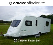 Fleetwood Meridien 560 EK 2009 caravan