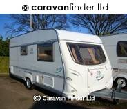 Geist LV485 2004 caravan