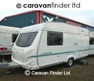 Geist LV485 2005 caravan