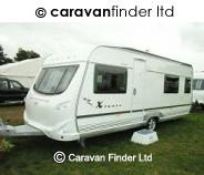 Geist Xklusiv XK565 2005 caravan
