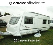 Geist Xklusiv XK565 2006 caravan
