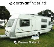 Geist Aktiv 450 2008 caravan