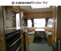 Used Herald Emblem 400 2000 touring caravan Image
