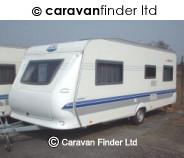 Hobby Exclusive 540  2003 caravan