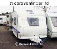 Hobby 540 UFe 2007 caravan