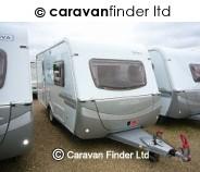 Hymer Nova 470 2004 caravan