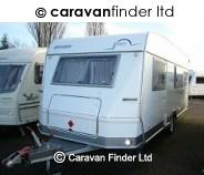Hymer Nova 570 2005 caravan