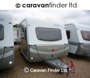 Hymer Nova 465 2006 caravan