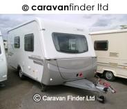 Hymer Nova 470 UK 2007 caravan