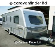 Hymer Nova 532 2007 caravan