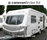 Hymer Nova 570 SL 2007 caravan