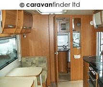 Used Hymer Nova 570 SL 2008 touring caravan Image