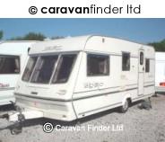 Lunar LX2000 505 1997 caravan