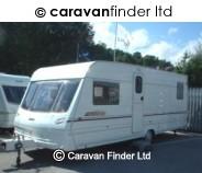 Lunar Lexon 2000 caravan