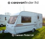 Lunar LX2000 420 L 2000 caravan