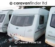 Lunar Stellar 2001 caravan