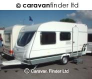 Lunar Chateau 400 2002 caravan