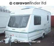 Lunar Arriva  2003 caravan