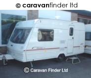 Lunar Stellar 400 2003 caravan