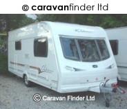 Lunar Clubman 470-2 2004 caravan
