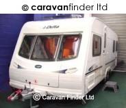 Lunar Delta 640 2004 caravan