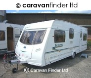 Lunar Lexon CS 2004 caravan