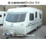 Lunar Quasar 524 2004 caravan