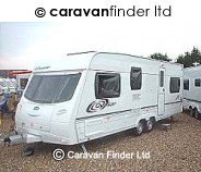 Lunar Quasar 615 2004 caravan