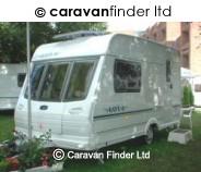 Lunar Arriva 2005 caravan