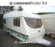 Lunar Chateau 450 2005 caravan