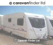 Lunar Delta 540 2005 caravan
