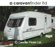 Lunar Quasar 462 2005 caravan